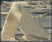 Kruiend ijs fotoserie 2