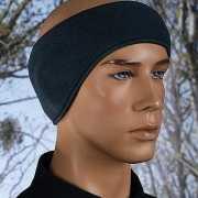 Fleece hoofdband