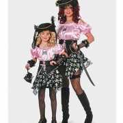 Piraten verkleedkleding dames