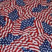 USA bandana mini flags
