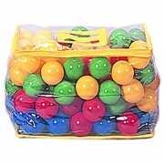 Draagtas met 100 ballenbak ballen