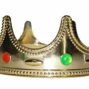 Gouden kroon kindermaat