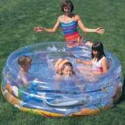 Opblaas zwembad oceaan 150 cm
