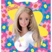 Barbie thema feestje uitdeelzakjes