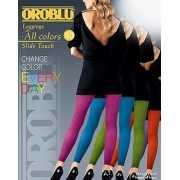 Witte enkellegging Oroblu 50 dnr