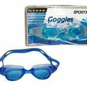 Zwembril voor volwassen anti chloor