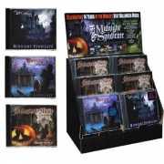 CD met enge horor muziek