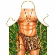 Funartikel schort Tarzan