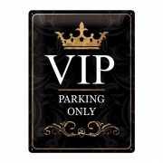 In Hollywood stijl metalen plaat voor VIP.