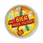 Fun dienblad Met bier meer plezier!