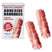Pleisters met afbeelding van bacon