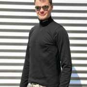 Craft thermo mannenshirt zwart