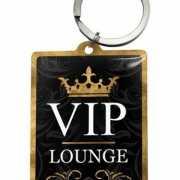 Hollywood VIP sleutelhanger 4,5 x 6 cm