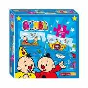 Puzzels van Bumba op zee