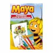 Maya de Bij kleurboekje