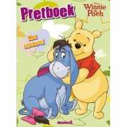 Kinder kleurboek met Winnie de Poeh thema
