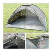 4 persoons camouflage tent