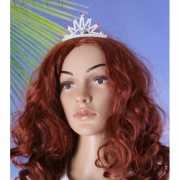 Prinses tiara met klem