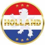 Holland bierviltjes met leeuw 25x