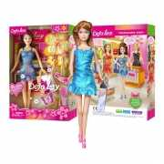 Speelgoed pop Lucy fashion
