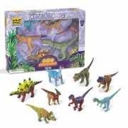 Plastic dino diertjes
