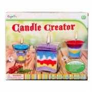 Hobby kaarsen set voor 3 stuks