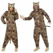 Pyamapak luipaard voor dames en heren