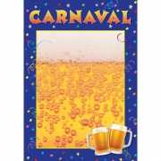 Sjabloon poster Carnaval