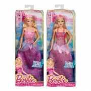 Barbie prinses met lange jurk