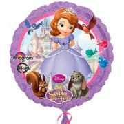 Prinses Sofia folieballon