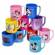 Minnie Mouse beker lichtroze
