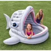 Zwembad haaivorm voor peuters