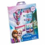Frozen thema accessoires set 18 delig