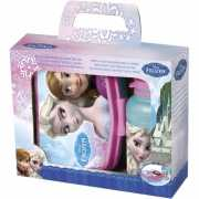 Frozen thema lunchset