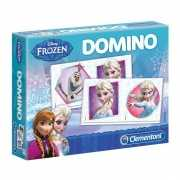 Domino spel frozen