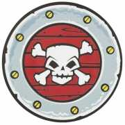 Verkleedschild piraten