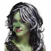 Groene heksen neus