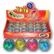 Speelgoed jojo met licht