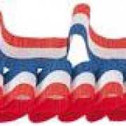 Slinger USA versiering 3 st