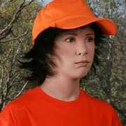 Kinder cap/petjes oranje
