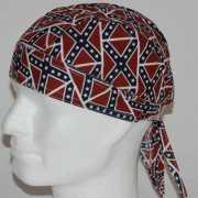 Rebel vlag print bandana