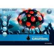 Feestverlichting disco ovaal vorm