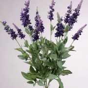 Lavendel bloemen 45 cm