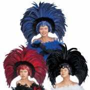 Carnaval hoofdtooi groot