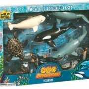 Aqua speelset oceaan duik