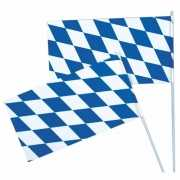 Oktoberfest/Bayern zwaaivlaggetjes