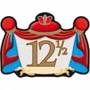 Koperen jubileum hulde 12, 5 jaar