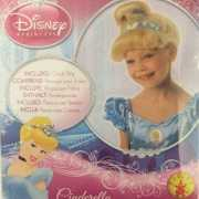 Blonde Disney pruik Assepoester