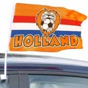 Holland supporters autovlaggen
