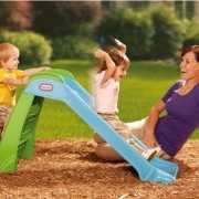 First slide van Little Tikes 122 cm